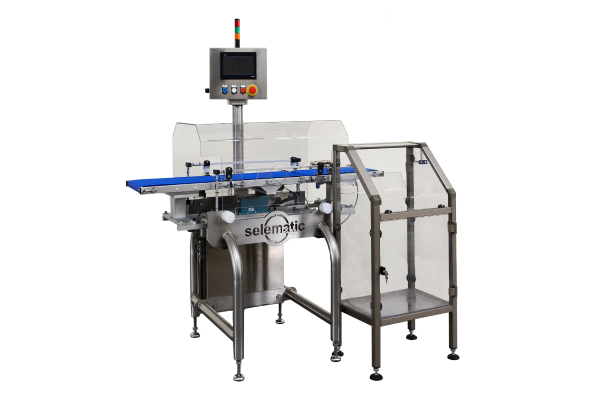 Macchine controlli peso e Metal Detector | Selematic SpA
